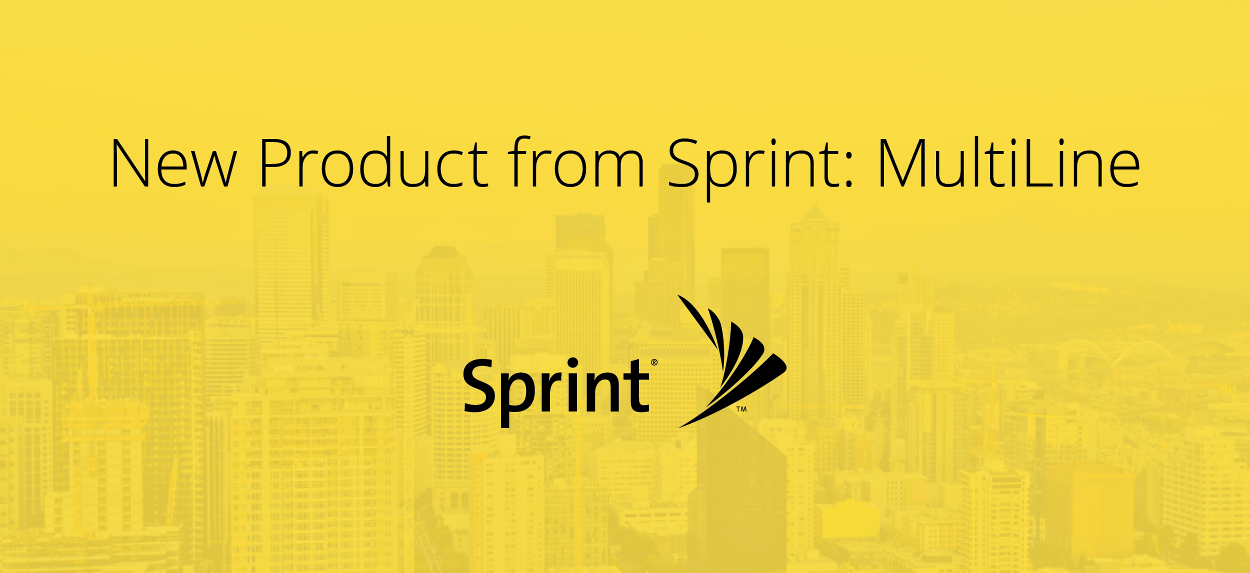 Keep Business and Personal Separate with Sprint MultiLine